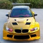 BMW X5 M mạ vàng