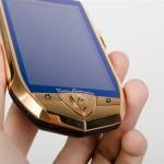 Điện thoại Lamborghini TL700 mạ vàng