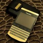 Điện thoại BlackBerry siêu sang được mạ vàng tại Việt Nam
