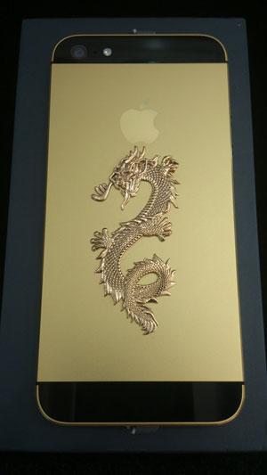 iphone 5 khảm rổng