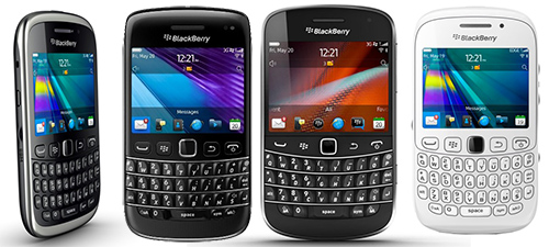 Blackberry khuyến mại khai trương tại HCM
