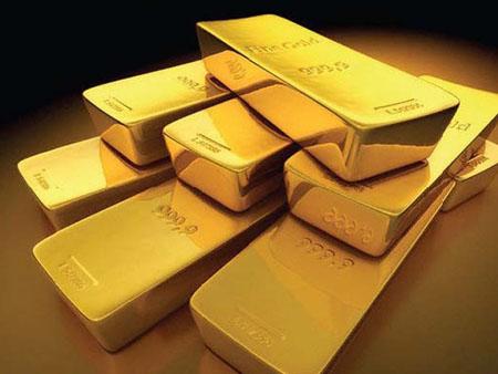 Giá vàng vượt ngường 1700 usd tại châu Á