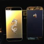 Chiếc iPhone 5 đúc vàng nguyên khối giá 380 triệu tại Việt Nam