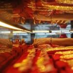 Giá vàng mua vào tăng mạnh