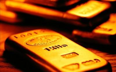 Giá vàng giảm xuống thấp nhất trong 2 năm qua