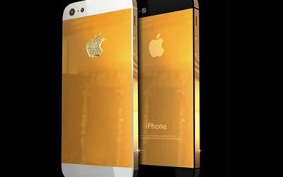 Mạ vàng điện thoại iPhone