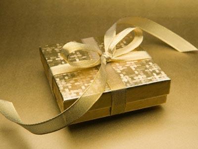 Hộp quà tặng vàng tặng thầy cô nhân ngày 20-11