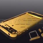Mạ vàng iPhone 4 với công nghệ mạ của VinaTAB