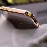 Mạ vàng iPhone, điện thoại. Xu hướng cho dòng điện thoại thông minh.