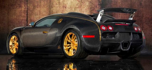 Bugatti Veyron ma vang 24K.4