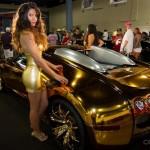 Bugatti Veyron mạ vàng độc nhất vô nhị