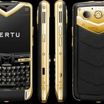 Royal Gold & Karalux giới thiệu Vertu Constellation Quest mạ vàng