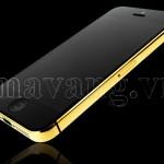 Mạ vàng cho điện thoại iPhone 5 giá chỉ còn 4,5 triệu