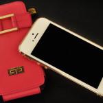 Mạ vàng cho điện thoại iPhone 5S giá chỉ 6 triệu đồng