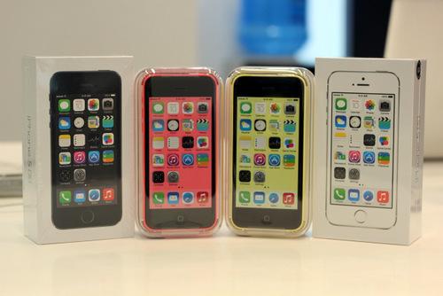 Đập hộp iPhone 5S và 5C chính hàng Viettel, Vinaphone, Fpt