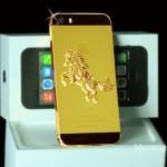 Bộ sưu tập điện thoại chế tác bằng vàng độc đáo