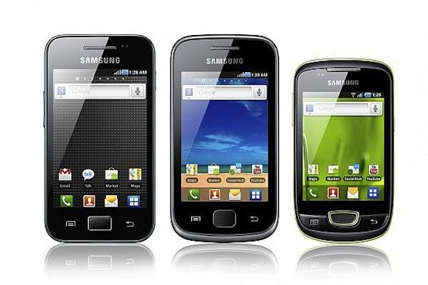 Điện thoại SamSung Vỏ Nhựa