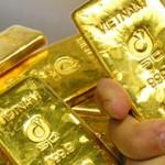 Giá vàng ngày 7/11/2013: Giá vàng SJC trong nước đầu ngày giảm mạnh nhất
