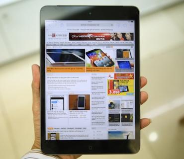 iPad Mini Retina 4G tại Việt Nam
