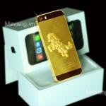 iPhone 5s đúc ngựa vàng nguyên khối đầu tiên tại Việt Nam