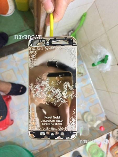 iphone5-cham-khac-rong-ma-vang-24k