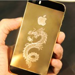 Lộ diện công đoạn mạ vàng iPhone 5s