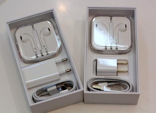 Phụ kiện iPhone 5S chính hãng Viettel, Vinaphone, Fpt