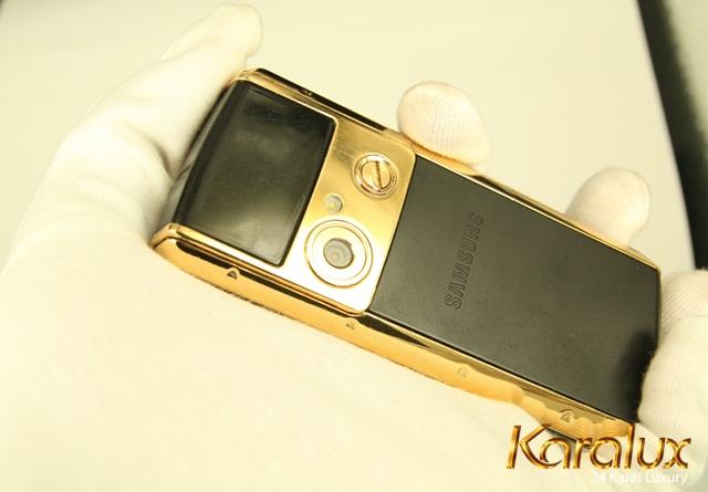 Samsung Ego ma vang | Điện thoại Ego S9402 mạ vàng 24K