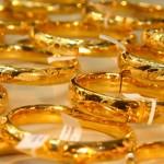 Đồng loạt tăng giá, vàng SJC ở mức 35,31 triệu đồng/lượng