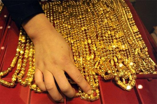 giá vàng hôm nay, Dịch vị mạ vàng 24k