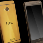 Điện thoại HTC One mạ vàng 'giá khủng'