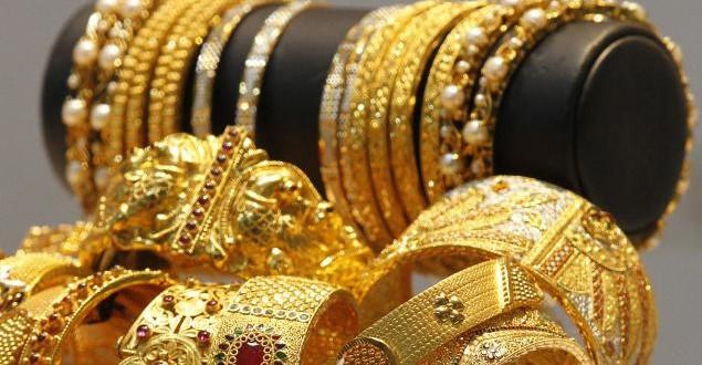 Giá vàng giảm xuống dưới ngưỡng 35 triệu /lượng