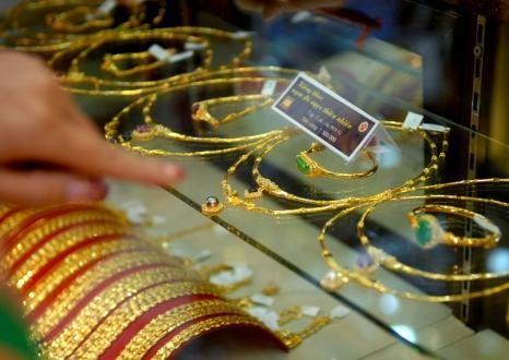 giá vàng, thị trường vàng