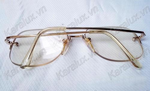 gọng kính mạ vàng 24k, kinh can ma vang, kính lão mạ vàng, quà tặng mùng 8 tháng 3, quà tặng bà ngày 8/3