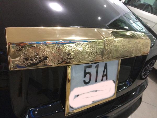 Siêu xe, sieu xe rolls-roye phantom, xe mạ vàng 24k, siêu xe mạ vàng 24k