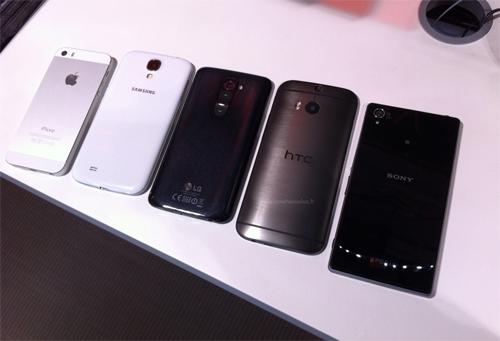 HTC one, điện thoại HTC
