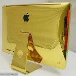 IMac mạ vàng đầu tiên tại Việt Nam
