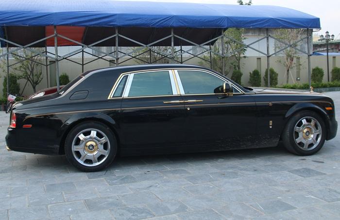 sieu xe Rolls-Royce Phantom ma vang16