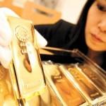 Chênh lệch mua – bán vàng ở mức 100.000 đồng/lượng