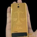 Độc đáo Nokia 515 mạ vàng theo 12 Cung hoàng đạo
