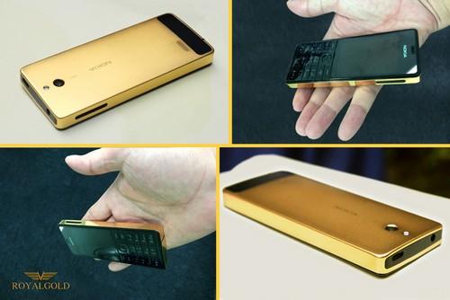 Dien thoai Nokia 515 Ma Vang Nokia 515 giá rẻ
