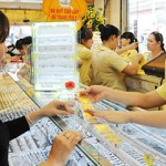 Giá vàng ngày 21/05/2014 tiếp tục tăng mạnh