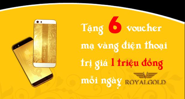 Thông báo chương trình liên kết Royal Gold - Vietinbank - Otofun