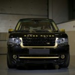 """Quy trình """"độ"""" vàng cho Range Rover tại Việt Nam"""