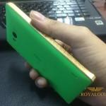 Royal Gold giới thiệu Nokia Lumia 930 mạ vàng