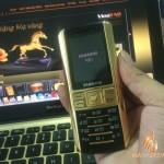Karalux giới thiệu Samsung Ego S9402 mạ vàng sáng bóng