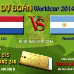 Dự đoán World Cup 2014 – Nhận ngay iPhone 5s mạ vàng