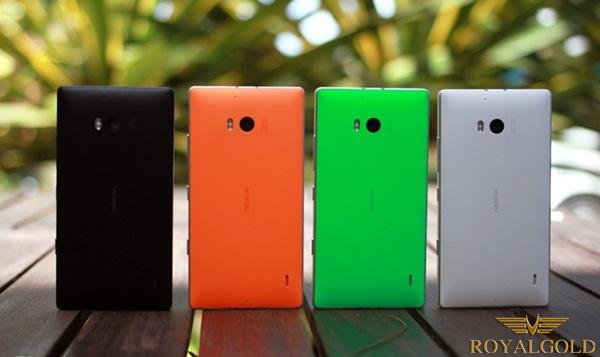 Gia ban Lumia 930, giá điện thoại Nokia tại Việt Nam