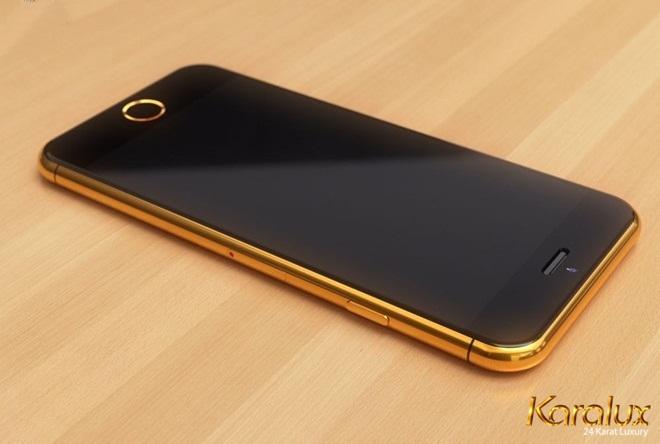iphone 6 ma vang 24K 4