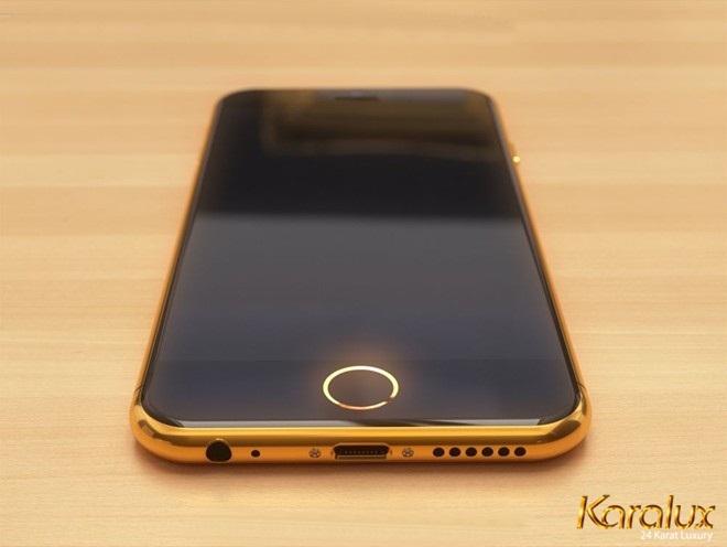 iphone 6 ma vang 24K | Ip 6s Gold Mạ vàng 24K